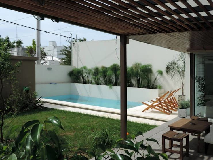 Pool by Pablo Langellotti Arquitectura