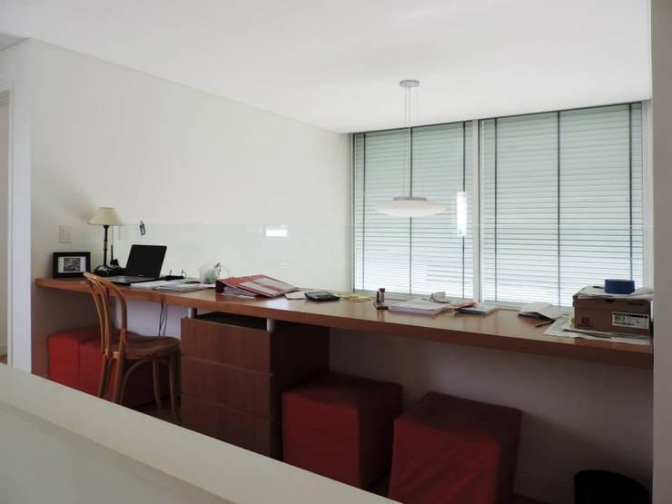 غرفة السفرة تنفيذ Pablo Langellotti Arquitectura