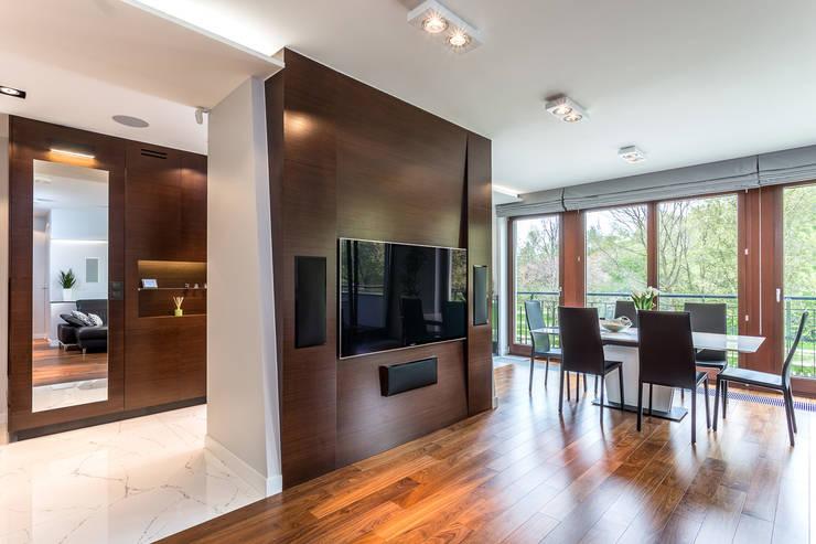 Ruang Keluarga by Modify- Architektura Wnętrz