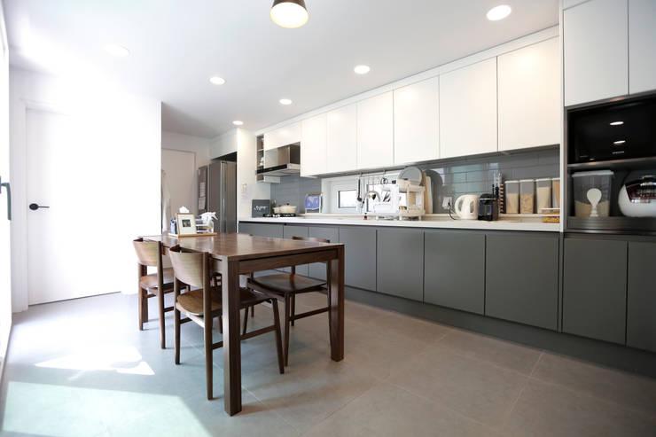 ห้องครัว by 한글주택(주)