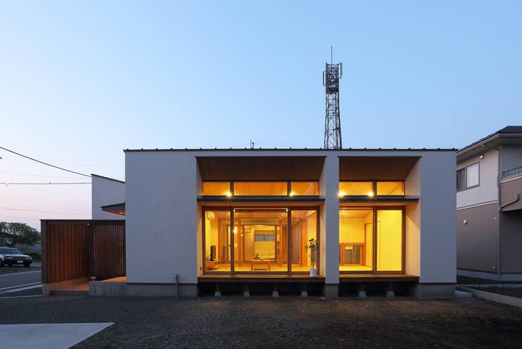 Projekty,  Domy zaprojektowane przez ATELIER N