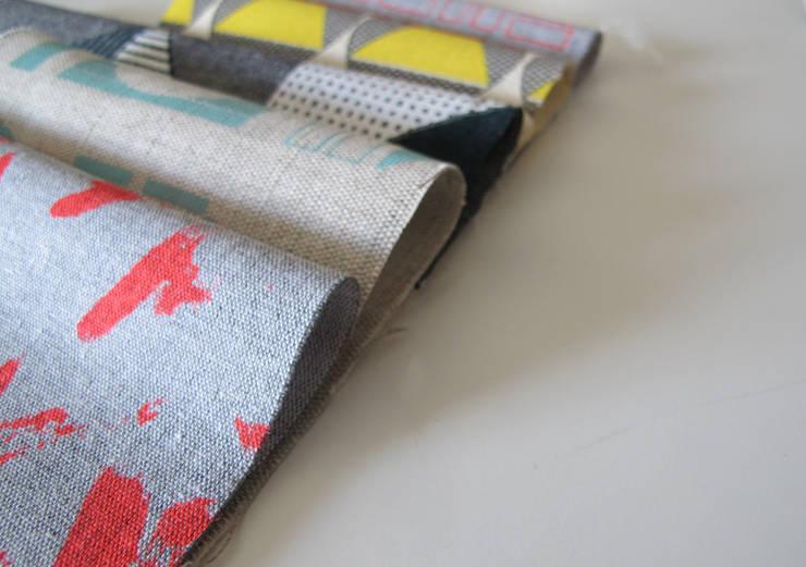 ในครัวเรือน by Anna Bird Textiles
