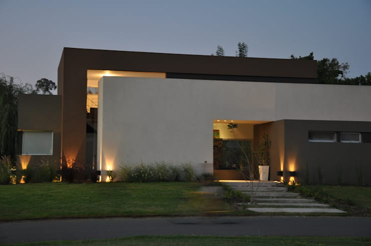 CASA M – Estudio Fernandez+Mego Casas minimalistas de Estudio Fernández+Mego Minimalista