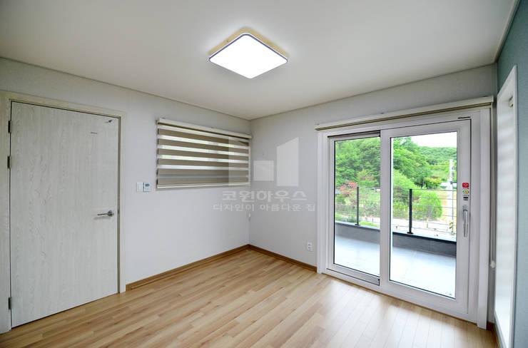 코원하우스:  tarz Yatak Odası