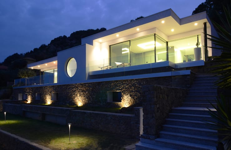 Дома в . Автор – Barra&Barra Srl