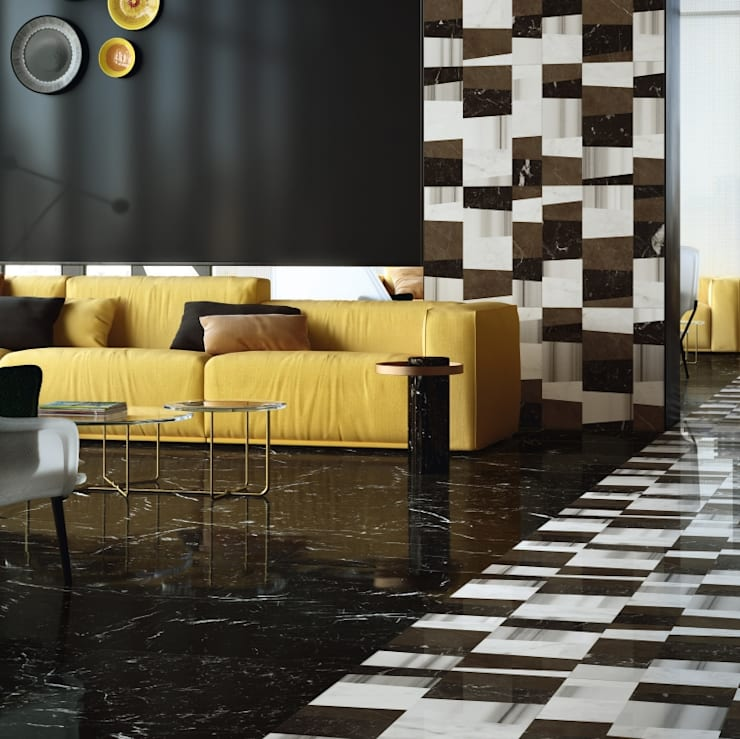 Walls & flooring by LITHOS DESIGN