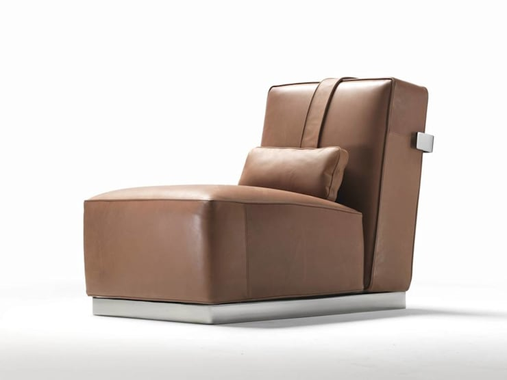 Flexform sofa and armchair by mobilificio marchese homify - Mobilificio marchese ...