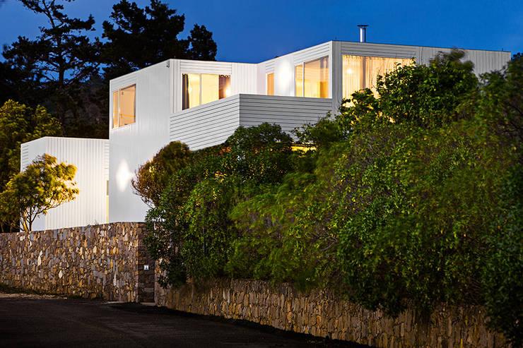 Casas de estilo minimalista de Jular Madeiras