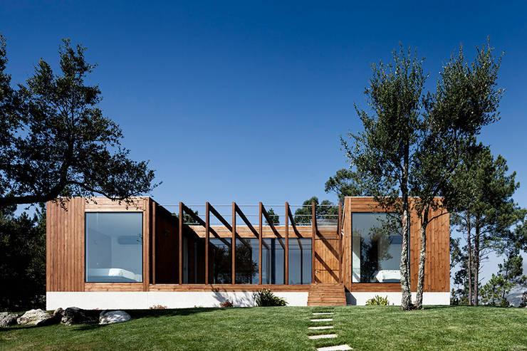 Treehouse Douro: Casas  por Jular Madeiras