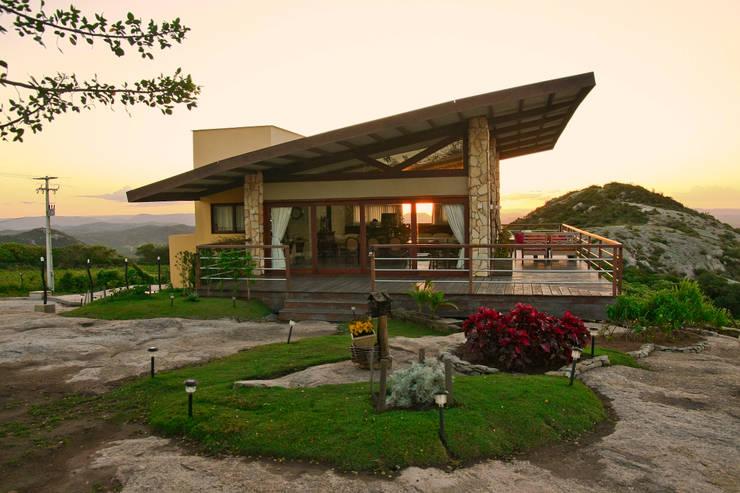 บ้านและที่อยู่อาศัย by Duo Arquitetura