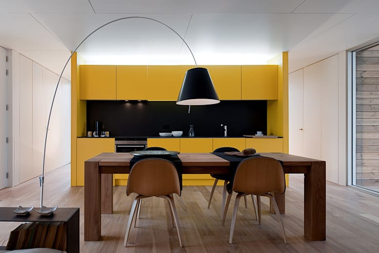 Dining room by Jular Madeiras