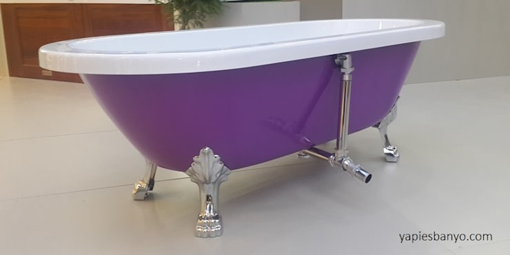 Ванная комната в . Автор – Yapıes Banyo,