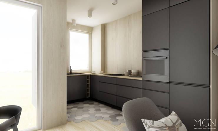 Dapur by MGN Pracownia Architektoniczna