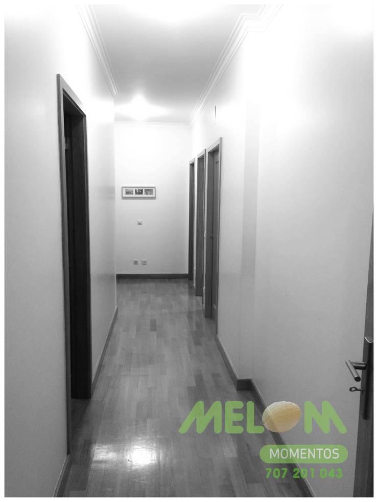 Remodelação de Apartamento:   por MELOM Momentos