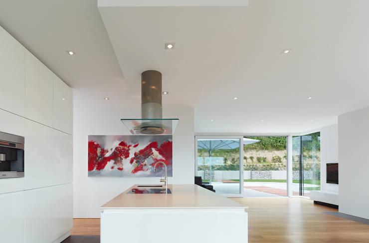 Кухни в . Автор – C&C Architekten BDA