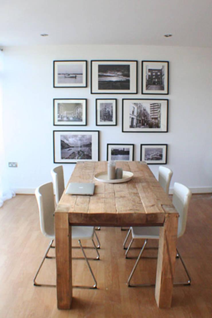Appartement Dublin:  Woonkamer door By Lenny
