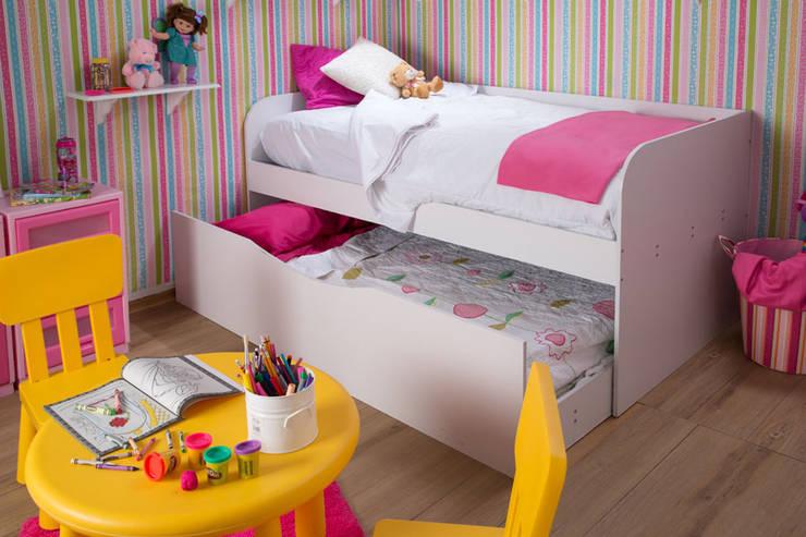 Habitación niñas : Habitaciones infantiles de estilo  por Idea Interior