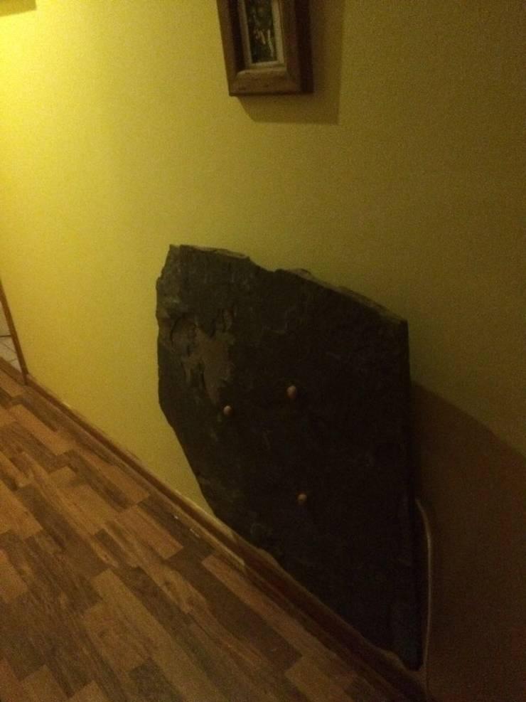 Calefacción casa particular en Copiapó: Dormitorios de estilo  por ALI-CURA