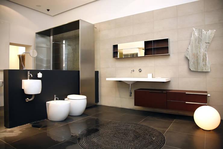 Ideas y más ideas: Baños de estilo  por ALI-CURA