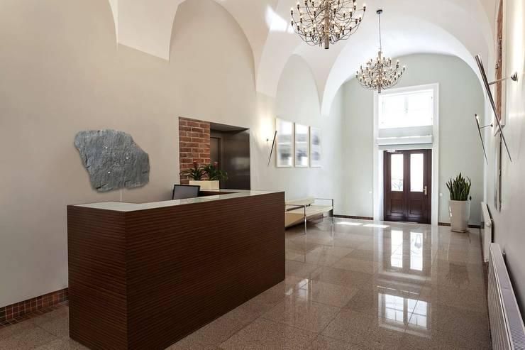 Ideas y más ideas (Proyectos comerciales): Hoteles de estilo  por ALI-CURA