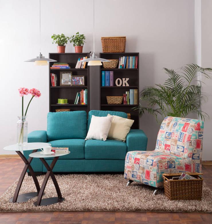 Sala : Salas de estilo  por Idea Interior