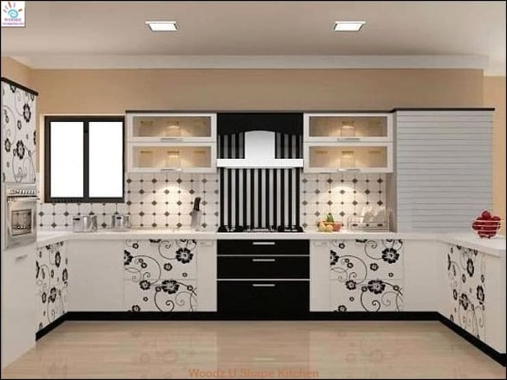 Cocina de estilo  por NBA CORPORATION