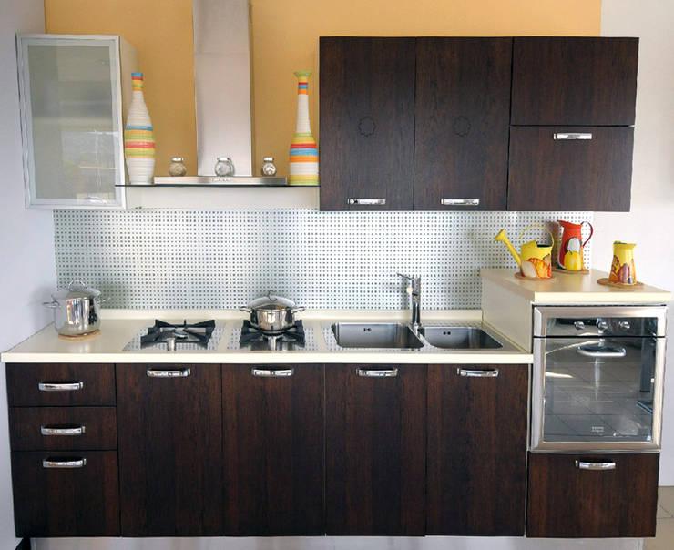 Dream Modular Kitchens:  Kitchen by NBA CORPORATION