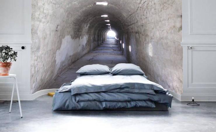 pass: Camera da letto in stile  di Creativespace