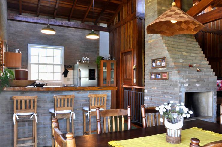 ห้องครัว by Zani.arquitetura