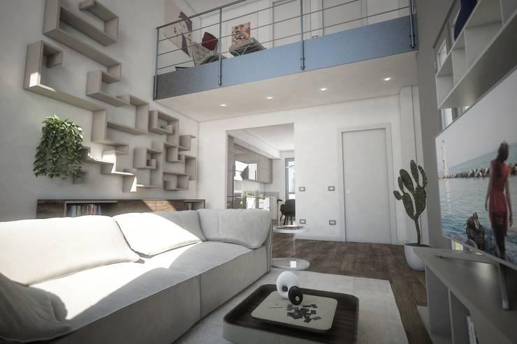 Living room by Ivan Rivoltella
