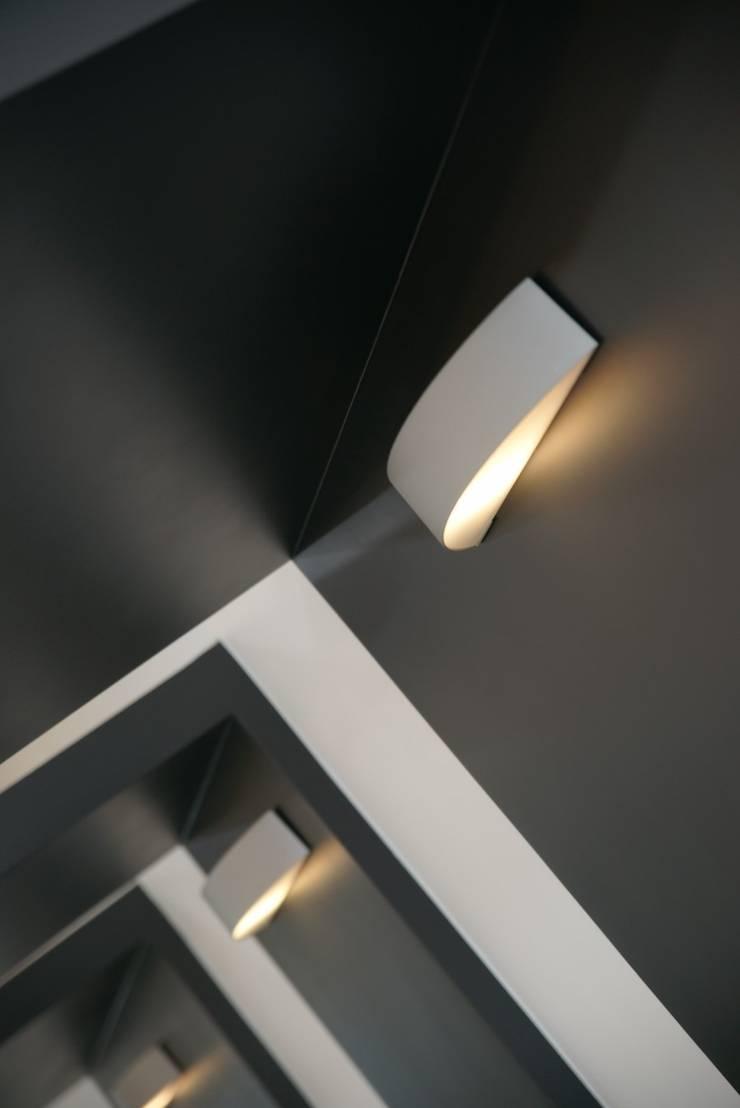 대구 병원 인테리어 리모델링: inark [인아크 건축 설계 디자인]의  거실