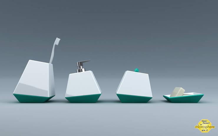 Paolo Foglini Design의  욕실