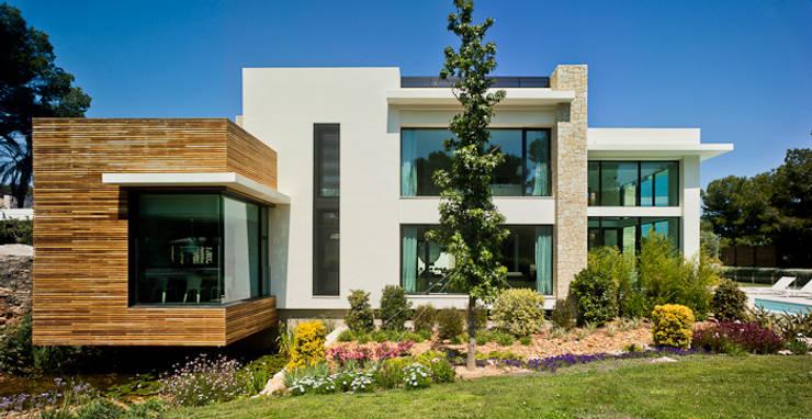 Сады в . Автор – Aguilar Arquitectos