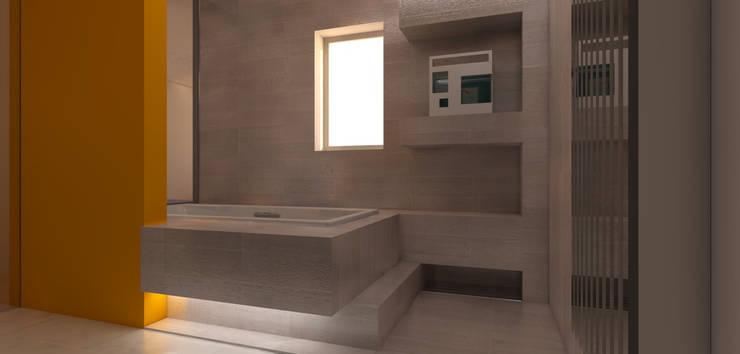 Elias Garcia: Casas de banho  por HighPlan Portugal