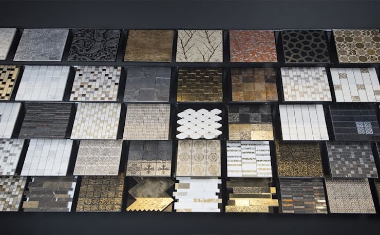 by VEROMAR Luxury Marble Tiles & Mosaics Modern