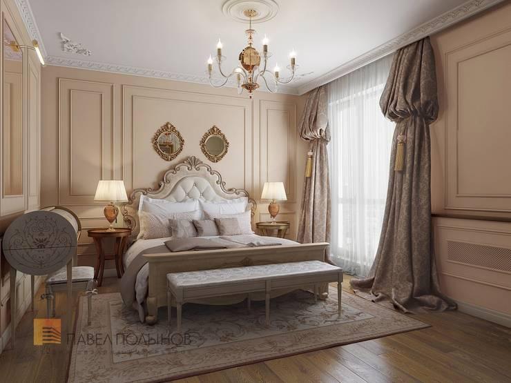 Bedroom by Студия Павла Полынова