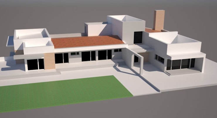 Moradia isolada:   por askarquitetura