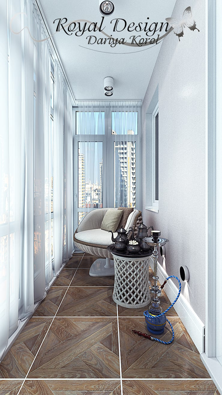 Terrace by Your royal design, Classic