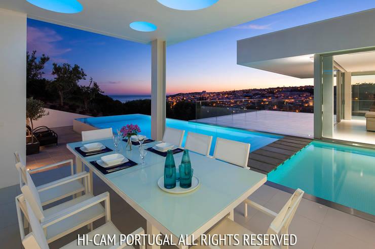 www.hi-cam-portugal.com: Casas modernas por Hi-cam Portugal