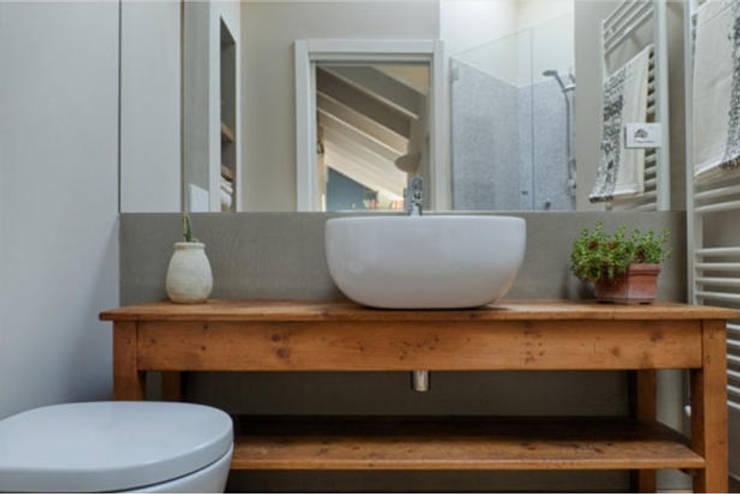 SARGRUP İNŞAAT VE ENERJİ LTD.ŞTİ. – FIBERCEMENT PANELLER:  tarz Banyo