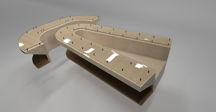 conference Furniture:   by azvission