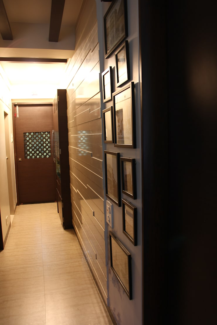 Kemps Corner:  Corridor & hallway by Elevate Lifestyles