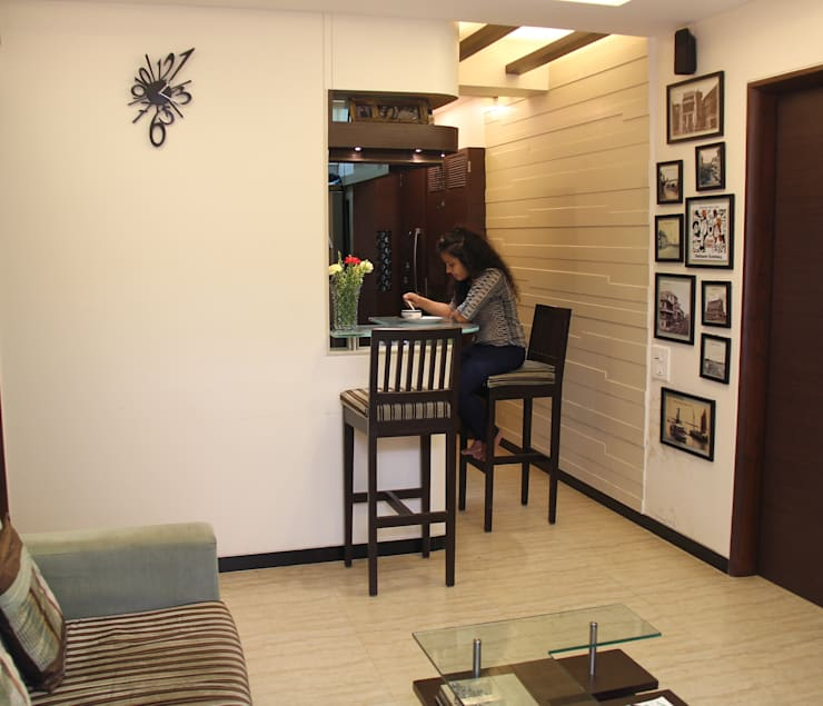 Kemps Corner: modern Living room by Elevate Lifestyles