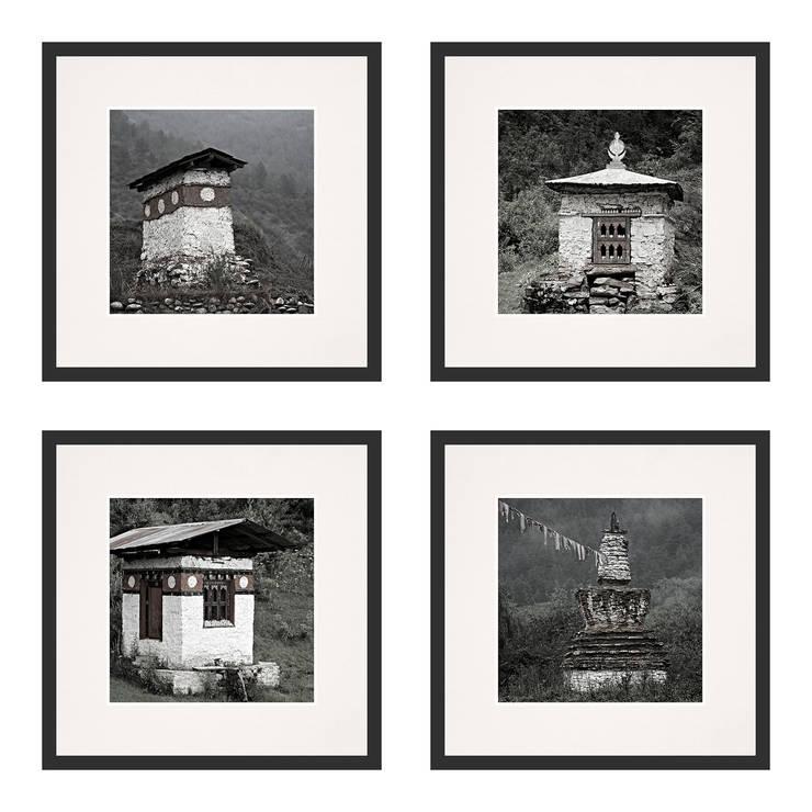 Le Meridian, Thimpu Bhutan:  Artwork by IndiPix Gallery
