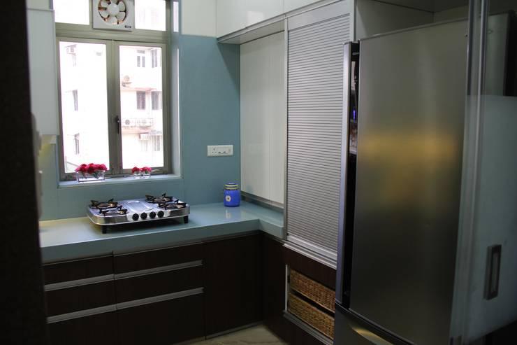 Cocinas de estilo minimalista de Elevate Lifestyles Minimalista