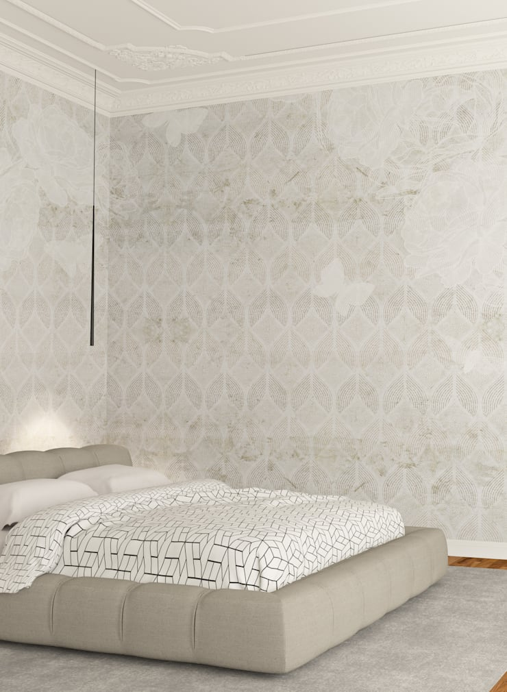 HF087-Flourish: Casa  por House Frame Wallpaper & Fabrics