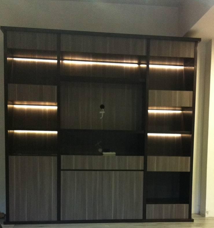 Weinkeller von Xime Russo Interiores , Modern
