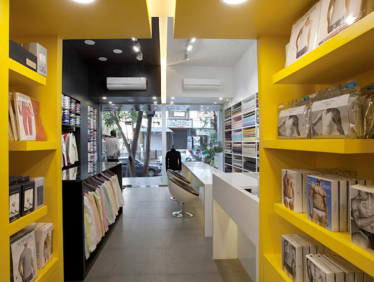 Commercial Spaces by Urban Tree,