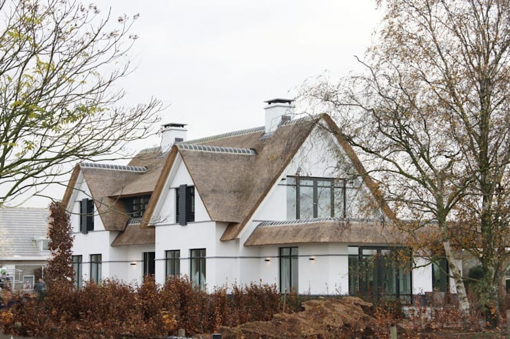country Houses by Arend Groenewegen Architect BNA