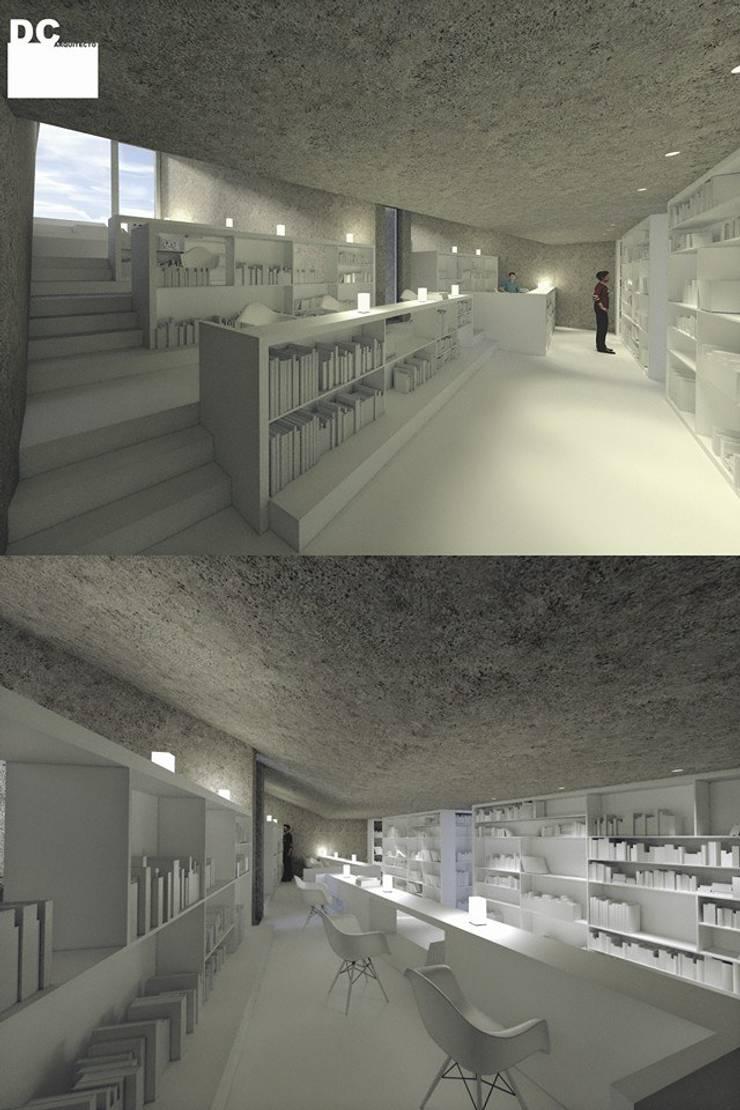 Biblioteca:   por Arq. Duarte Carvalho